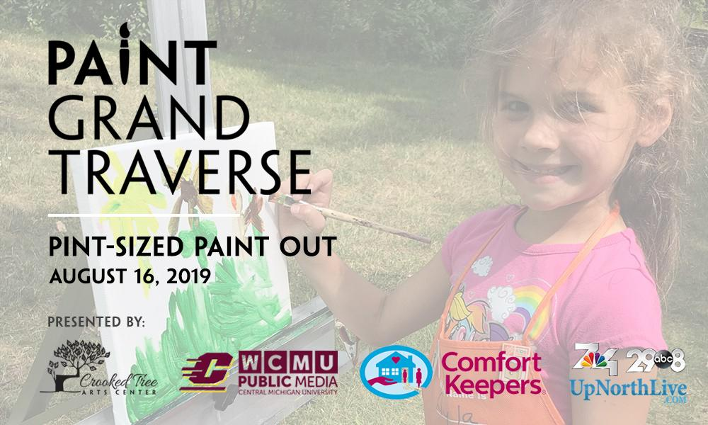 Pint-Sized Paint Out